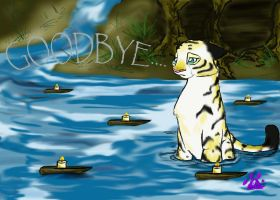 Goodbye... by Saborcat