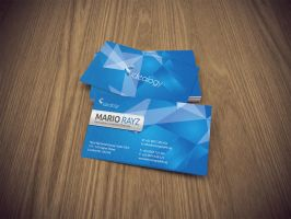 idealogy business card by Lemongraphic