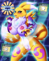 Renamon Digimodify Uncensored by scificat