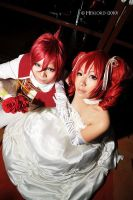 Cendrillon - Teto and Ted by YukiChristy