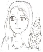 A Bottle Full of Emotions. by LatiasGirl93