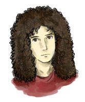 Brian May by Denigirl