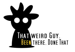 That weird Guy logo by hotamr