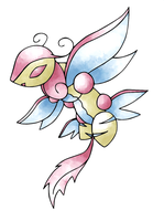 Fakemon, Liftbelle by icycatelf