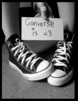 Converse is love love love by converse-chik