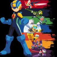 Megaman: Souls of a Hero V2 Full by Jax89man
