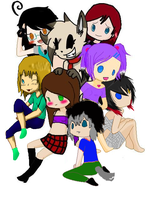 Collab complet by Siren701