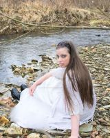 My first photo shoot with a model (2) by savingmysanity
