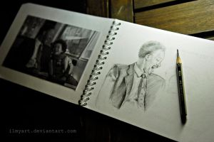 The Pursuit of Happyness by ilmyart