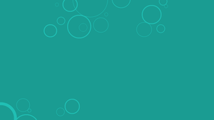 Teal Windows 8 Bubbles Background by gifteddeviant