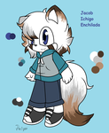 Jacob ref by Paige-the-unicorn