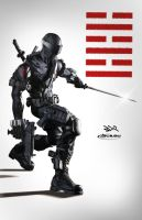 Snake Eyes Declassified by ryder-aquino