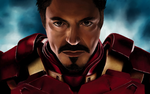 Iron Man by szancs