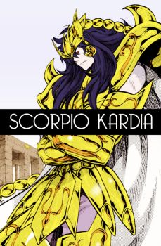 Scorpio Kardia by dying-puppet