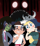 Star Vs the Forces of Halloween by minty-red