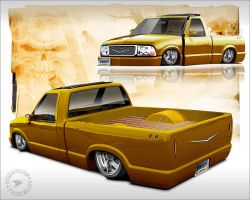 GOLD S10 by ZeROgraphic
