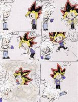 What Happened to Yugi by therichnobody