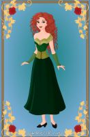 Next Generation Disney Heroines: Mariella by KatePendragon
