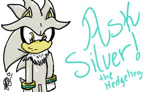 Tumblr Blog Ask Silver! by VenturerSonikkuLuver