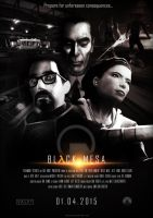 Poster - Black Mesa : The movie by romus91