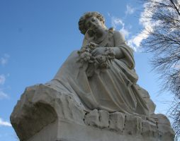 Forestvale Cemetery 25 by Falln-Stock