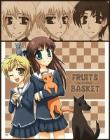 FRUITS BASKET by Michiko-GO