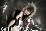 can't forget you..... by Noctella1427