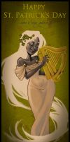 The Guinness Fairy by OlayaValle