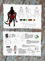 Envy Reference Sheet by Chaos--Child