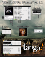 NiteLite XP for Winamp ver 2.1 by rauldemo66