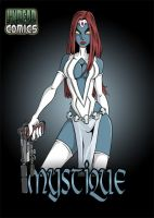 mystique by UndeadComics