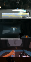 Portal 2 Alternate Ending by AbductionFromAbove