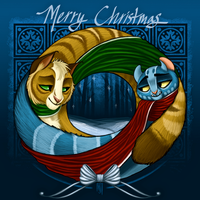 Merry Christmas by Rainroad