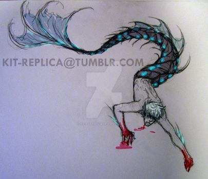 Merman Jack Concept by KT-ExReplica