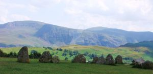 stone circle by lucyparryphotography