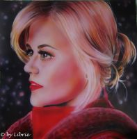 Kelly Clarkson - Wrapped in Red by Librie