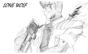 Wolf of the UNSC by Striker479
