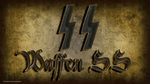 Waffen SS Wallpaper by saracennegative