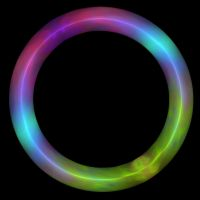 Neon Gas Halo by PaulineMoss