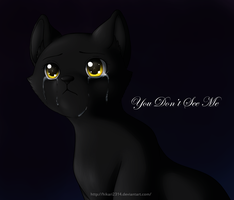 Nightcloud: You Don't See Me.. by hikari2314