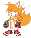 Adult Tails by ThatBlue-Bolt