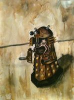 The Last of the Daleks by emurox