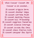 What Cancer Cannot Do by Romaji