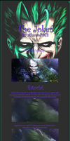 The Joker Tut By Alucard1973 by Alucard1973