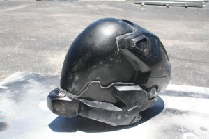 Halo Reach Pilot Helmet Raw Cast by JohnsonArms