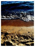 Sand and Sea by Lilithia