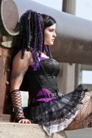 Cyber queen stock 39 by Random-Acts-Stock