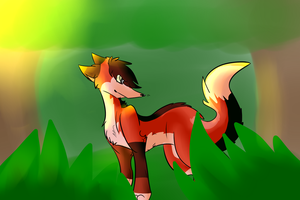 Forest by Darkstar-The-Great