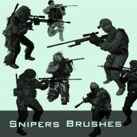 Snipers Brushes by ScorpionMKD