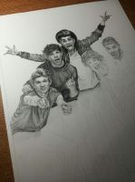 One Direction WIP by VictoriaSh